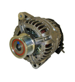ALT1287, Alternator, Bosch Type, 12V, 80A, Toyota, Hilux, 2.5L, 3.0L, D4D, 4 pin, IG-S-L-M, 7 Groove, Pulley