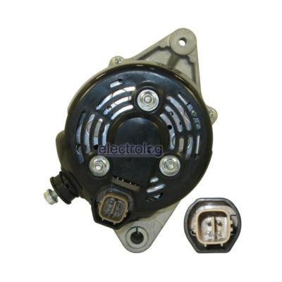 ALT6033, Alternator, Nippon Denso Type, 12V, 85A, Toyota, Hilux, Diesel, 2.5L, 3.5L, 4 pin, IG-S-L-M, 7 Groove, Pulley