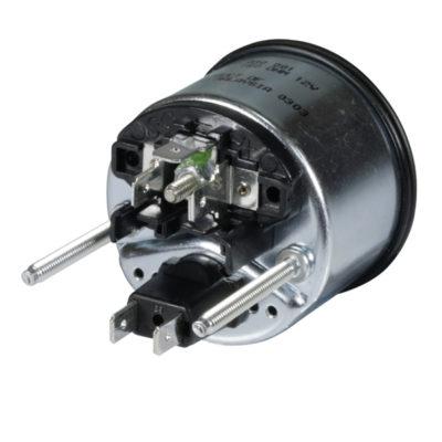 GAF001, Gauge, Fuel, 12V, VDO, 52mm, 10-180 Ohm, Arm Type