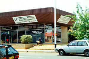 Chris Auto Electrical, CAELEX, Witbank Branch