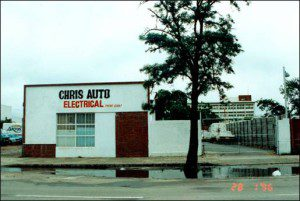 Chris Auto Electrical, Zimbabwe