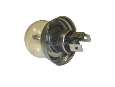 GLH4502, Globes, Halogen Globe, H4, 24V, 60W, 3-Pin, P45T, HQ
