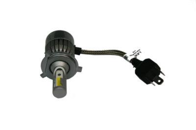 H4, Headlight 12V LED conversion Kit, 6000K