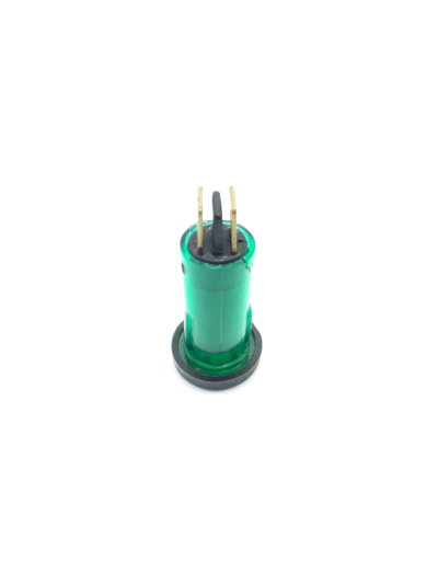 LPW010, Panel Light, Warning ,Lamp, Green, Small, 2-Pin